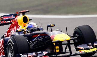 Vettel-Einstimmung für Hattrick (Foto)