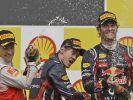 Vettel famos, Schumacher grandios (Foto)