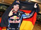 Vettel für Teamchefs WM-Favorit - «Abwarten» (Foto)