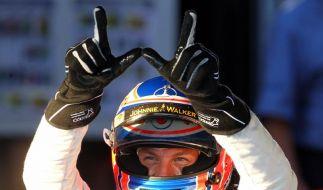 Vettel gewarnt: Vorsicht vor dem «Zauberer von Oz» (Foto)