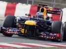 Vettel jeweils Trainingszweiter - Button Schnellster (Foto)