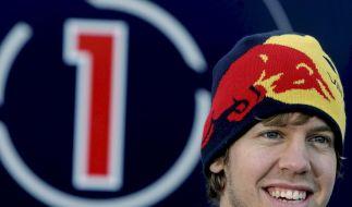 Vettel: «Mir wurde auch mal schlecht» (Foto)