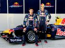 Vettel mit klarem Ziel: «Weltmeister werden» (Foto)