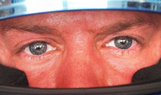 Vettel Schnellster im freien Training - Schumacher 17. (Foto)