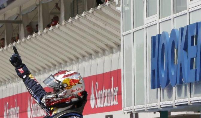 Vettel triumphiert - Schumacher verpasst Top Ten (Foto)