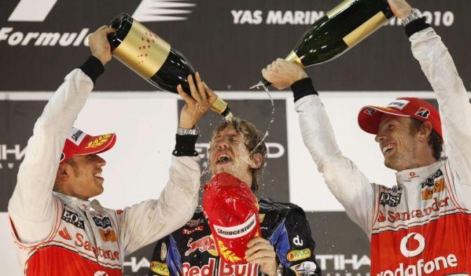 Vettel wird Weltmeister (Foto)