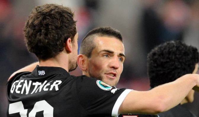 VfB setzt i-Tüpfelchen: Mit 2:1 ins Viertelfinale (Foto)