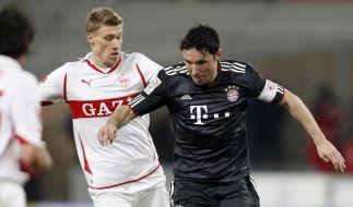 VfB Stuttgart - FC Bayern Muenchen (Foto)