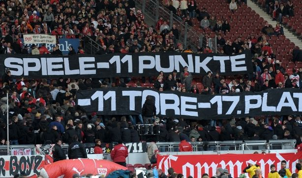 VfB Stuttgart entlässt Markus Babbel (Foto)