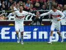 VfB Stuttgart fertigt Mainz in «klasse Spiel» ab (Foto)