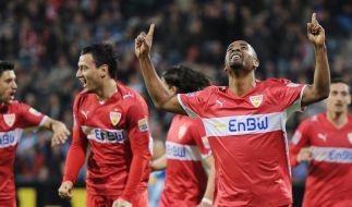 VfB Stuttgart weiter obenauf (Foto)