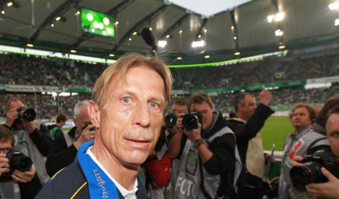 VfL Wolfsburg - Eintracht Frankfurt (Foto)