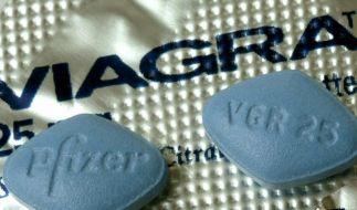Viagra-Hersteller Pfizer verdreifacht Gewinn (Foto)