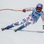 Victoria Rebensburg will in Crans Montana punkten. (Foto)