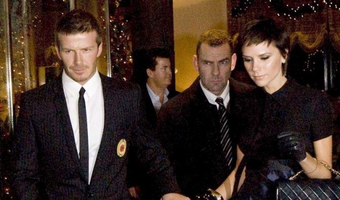 Victoria und David Beckham streiten über Wohnsitz (Foto)