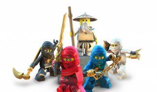 Videospiel «Lego Ninjago» (Foto)