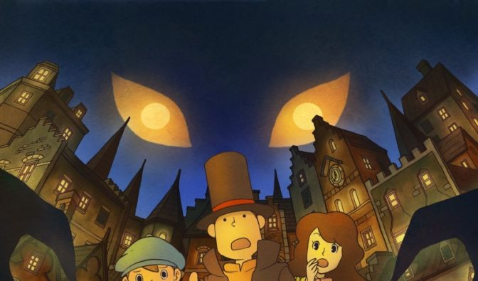 Videospiel «Professor Layton und der Ruf des Phantoms» (Foto)