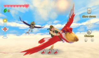 Videospiel «The Legend of Zelda: Skyward Sword» (Foto)