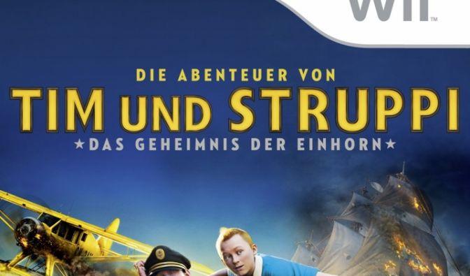 Videospiel «Tim und Struppi» (Foto)