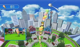Videospiel «Wii Play: Motion» (Foto)