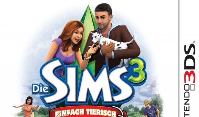 Videospiele «Die Sims 3 - Einfach tierisch» (Foto)