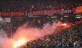 Viel Arbeit in Istanbul: HSV verschenkt Sieg (Foto)