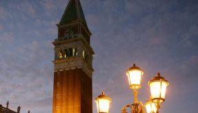 Viel Liebe zum Jahreswechsel in Venedig (Foto)