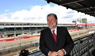 Viel zu lachen hat er derzeit nicht: der rheinland-pfälzische Ministerpräsident Kurt Beck. (Foto)