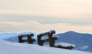 Viel Schnee für Weihnachtsurlauber in den Alpen (Foto)