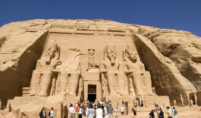 Viele Ägypter sehen europäische Touristen kritisch (Foto)