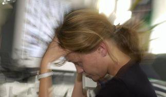 Viele Erwerbstätige leiden unter «Montagsblues» (Foto)