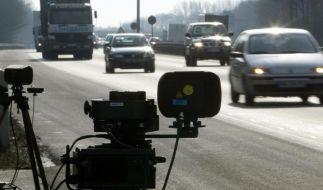 Viele Fehler bei Tempo-Kontrollen der Polizei (Foto)