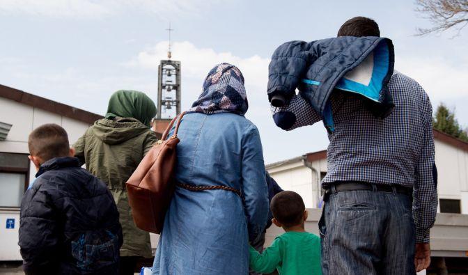 Grüne und Linke fordern Familiennachzug für Flüchtlinge (Foto)