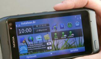 Viele Handymodelle lassen sich per SMS lahmlegen (Foto)
