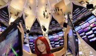 Viele IFA-Aussteller treiben 3D-Fernsehen voran (Foto)