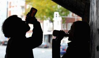 Viele Jugendliche kennen beim Trinken kein Maß. (Foto)