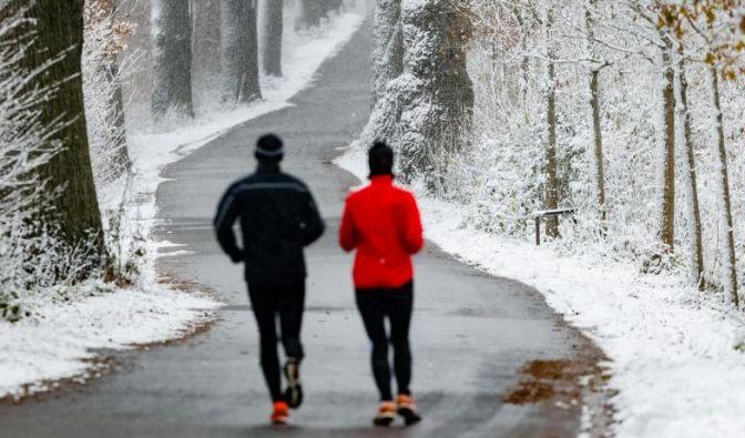Viele Menschen fassen den Vorsatz, im neuen Jahr mehr Sport zu treiben. Ist der Januar dann da, gilt es wirklich los zu legen. Jede Reise beginnt mit einem ersten Schritt. (Foto)