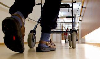 Viele Senioren leiden unter Sucht (Foto)