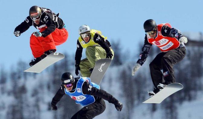 Viele Stars und ein Deutscher bei den Winter-X-Games (Foto)