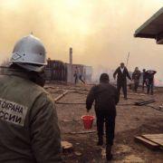Viele Tote bei Wald- und Steppenbränden in Sibirien (Foto)