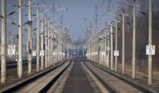 Viele Zugausfälle durch Streik bei Bahn-Konkurrenten (Foto)