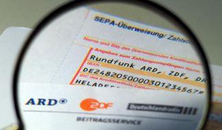Vielen Deutschland ist der Rundfunkbeitrag ein Dorn im Auge. (Foto)