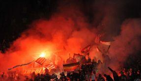 Vier Bayern-Fans in Neapel leicht verletzt (Foto)