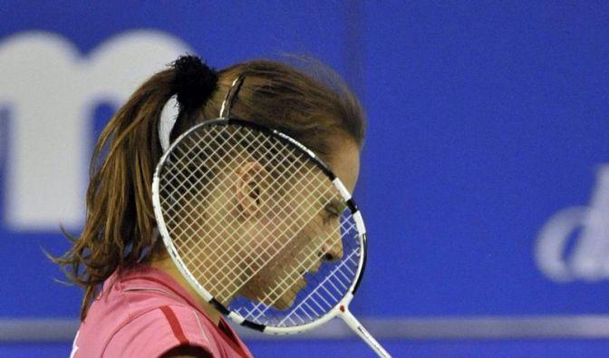 Vier deutsche Badmintonspieler im EM-Achtelfinale (Foto)