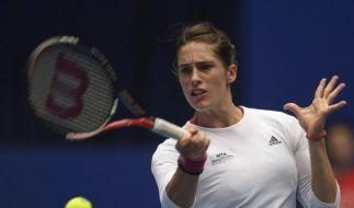 Vier deutsche Tennis-Damen unter Top 20 der Welt (Foto)