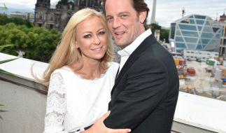 Vier Jahre lang waren Jenny Elvers (45) und Steffen von der Beeck (43) ein Paar. (Foto)