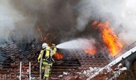 Vier Tote bei Brand in Langenfeld - darunter zwei Kinder (Foto)