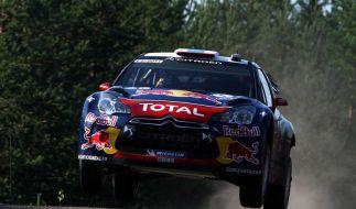 Vierter Saisonsieg für Weltmeister Loeb (Foto)