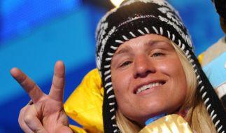 Viertes Paralympics-Gold für Verena Bentele (Foto)