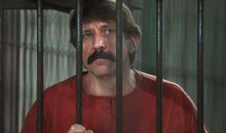Viktor Bout bekommt 25 Jahre Haft (Foto)